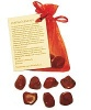 Červený jaspis - 7 kamenů dlouhověkosti