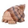Želva - figurka, obrázkový jaspis