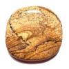 Jaspis obrázkový - tromlovaná placička