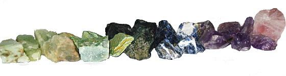 Surové kameny