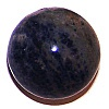 Sodalit - kamenná koule
