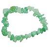 Avanturín zelený - kamínkový náramek
