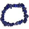 Lapis lazuli - kamínkový náramek