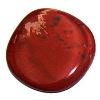 Červený jaspis - tromlovaná placička