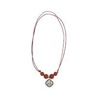 1. čakra - červený jaspis