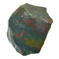 Jaspis heliotrop - kámen surový střední