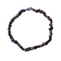 Mokait - náhrdelník z kamínků 45 cm