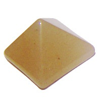 Achát - pyramida mini