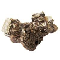 Pyrit surový menší