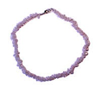 Růženín - náhrdelník z kamínků 45 cm