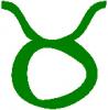 ikona znamení Býk