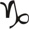 ikona znamení Kozoroh