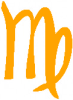 ikona znamení Panna