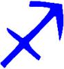 ikona znamení Střelec